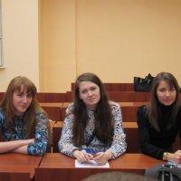 Три подружки-однокурсницы :: Дмитрий Никитин