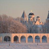 Зимний этюд 25 :: Константин Жирнов