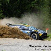 WRS Neste Oil Rally 2015 :: Михаил Хващевский