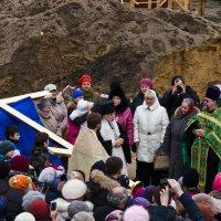 Освящение Креста на храм Алексея Мечёва.(8) :: Юрий