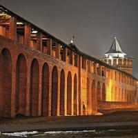 Стены Коломенского кремля :: Константин