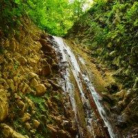 Водопады Кавказа :: Владимир Болдырев