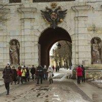 Крепостные ворота(2) :: Aнна Зарубина