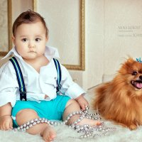Малыш :: Анна Локост