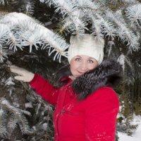 Зимняя прогулка :: Ирина Холодная