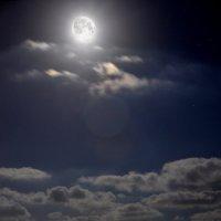 Лунная ночь на море. :: Гектор