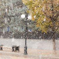 у природы не бывает плохой погоды :: Олег
