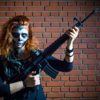 woman of war :: Олег
