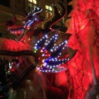 Празднование Китайского Нового года во Львове-5. :: Руслан Грицунь