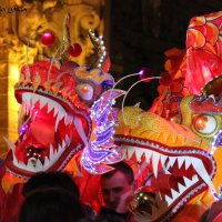 Празднование Китайского Нового года во Львове-1. :: Руслан Грицунь
