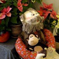 С годом обезьяны! :: Елена