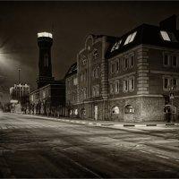 Ночной перекрёсток. :: Laborant Григоров