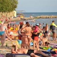 На пляже :: Владимир Болдырев