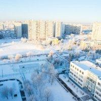 Зима в городе :: Федор Пшеничный