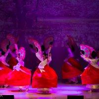 Корейский танец с веерами :: Ilona An