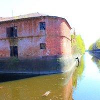 Обводный канал в Кронштадте – жемчужина города и памятник истории :: Алла Лямкина