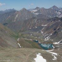 Вид с перевала Шумакский :: Константин Шабалин