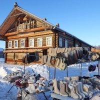 Зимой пригодится :: Валерий Талашов