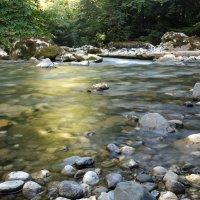 Горная река :: Григорий