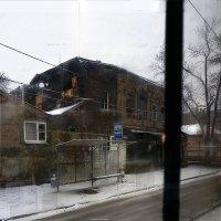 дом сгорел :: Николай Семёнов