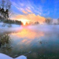 В тишине январского заката...7 :: Андрей Войцехов