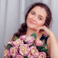 Портрет девушки :: Tatyana Smit