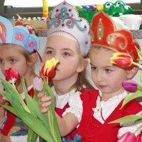 Весна в жизни и в природе... :: Galina Dzubina