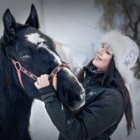 Ланселот и Мария :: Георгий Бондаренко