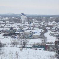 Зимняя Репьёвка :: Виктор Казбанов