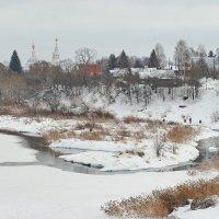 Река Нерль :: Валерий Толмачев