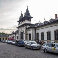 Маленький вокзал :: Marina Talberga