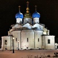 Собор в Казанском Кремле :: Александр Шишин
