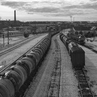 Железная дорога :: Александр Шишин