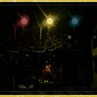 Ночь... Фонари... Дом родной... :: maxim