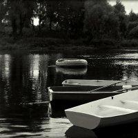 Лодки :: Надежда Бахолдина