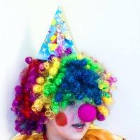 Мой любимый клоун :: Виктория Бондаренко