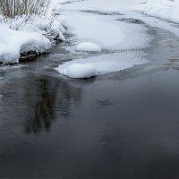 Снежные острова :: Валерий Талашов