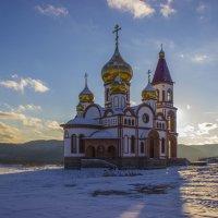 Храм Новомучеников :: Сергей Щербинин