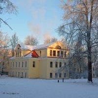 Зимний этюд 18 :: Константин Жирнов