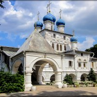 Казанская Церковь, Коломенское :: Elena Spezia