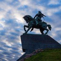 Памятник Салавату Юлаеву. Уфа :: Александр Лядов