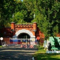 Балтийск. Ворота крепости Пиллау. :: Tatiana Golubinskaia