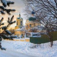Храм Святителя Николая в Ермолино :: Ирина Терентьева