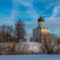 храм Покрова-на-Нерли :: Сергей Цветков