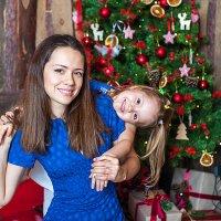 Мама и доця :: Кристина Волкова(Загальцева)