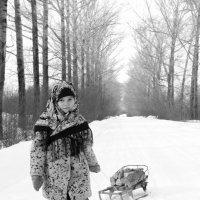 Немного из жизни деревни :: Tatyana Zholobova