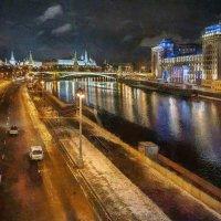 Отпустить... Отпуститься и снова взлететь над собой. :: Ирина Данилова
