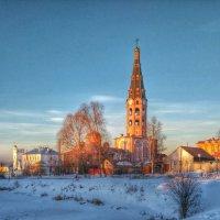 Монастырь г.Алатырь :: Александр Шишин