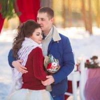 Святослав и Екатерина :: Анюта Колмакова