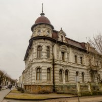 Дом пастора :: Игорь Вишняков